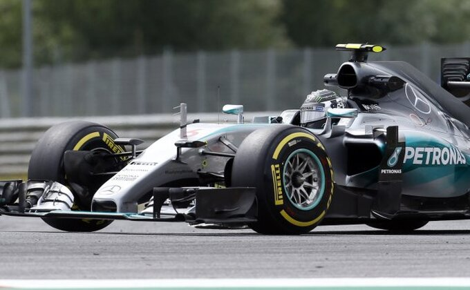 F1 - Nova pobeda Rozberga!