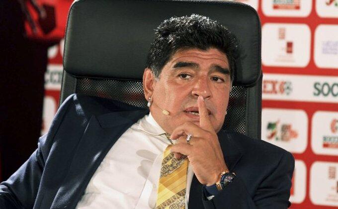 Maradona da mu pozavidi, sve je sam uradio!