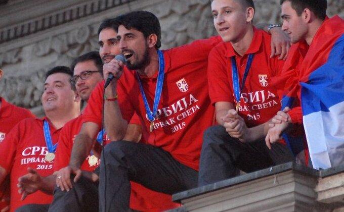 """Paunović """"okupirao"""" sajt FIFA, glavna tema - reprezentacija Srbije!"""