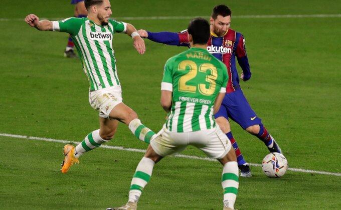 Primera - Barsa preživela Betis, Trinkao doneo tri boda iz Sevilje!