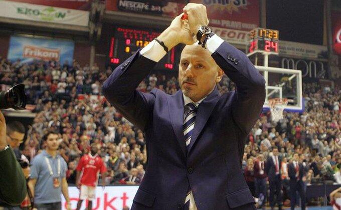 Obradović pokazao Zvezdi put, Monako razbio Asvel