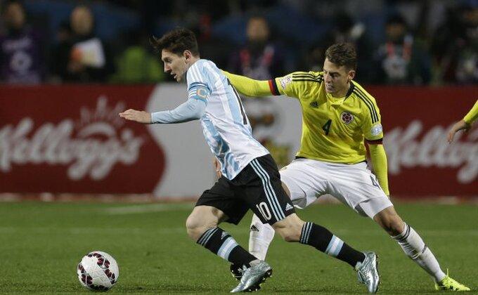 Kolumbijac iz Atletiko Madrida na meti giganata iz Serije A