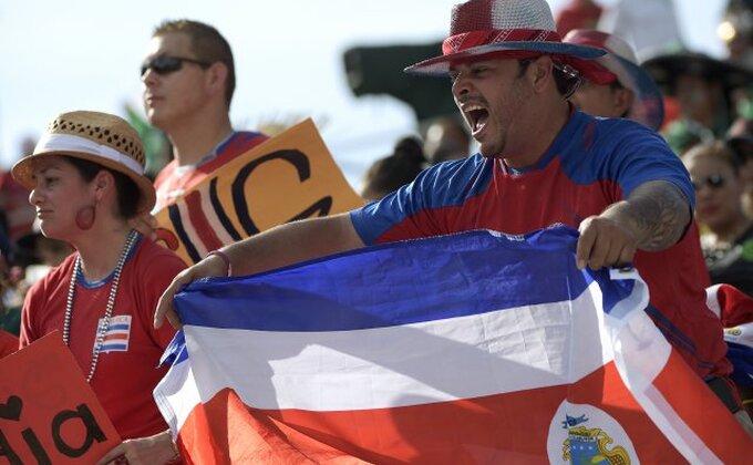 Kostarikanci zadovoljni žrebom