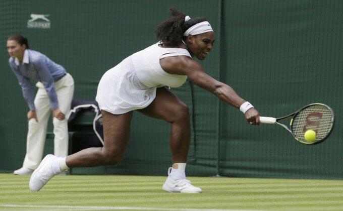 Serena posle preokreta do trećeg kola Vimbldona