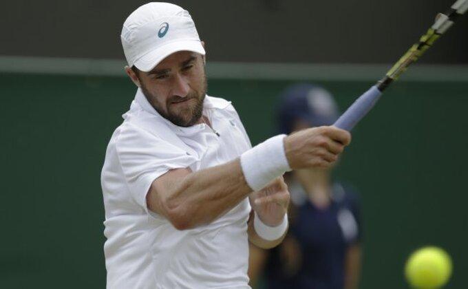Dimitrov u osmini finala Vimbldona, pobede Muguruse i Kuznjecove