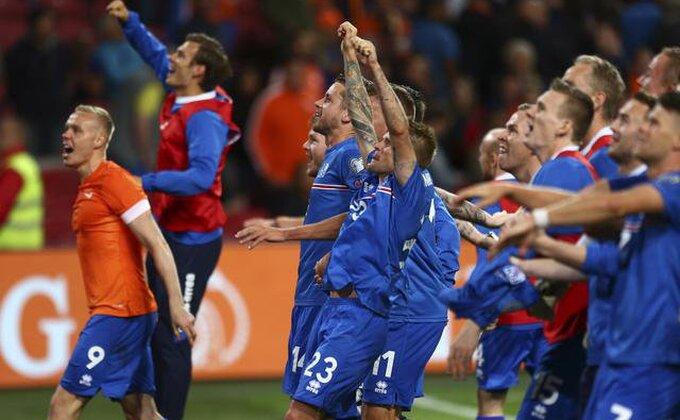 Island lako protiv Lihtenštajna, videli smo i golčinu u prvom poluvremenu