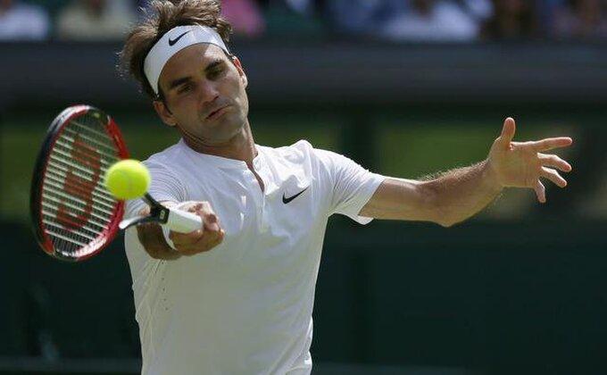 Federer i Čilić u osmini finala Vimbldona
