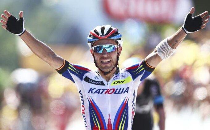 Tur de Frans - Rodrigez pobedio u trećoj etapi