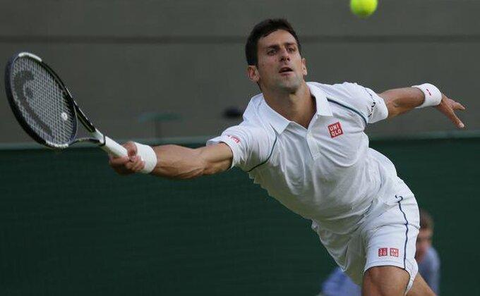 Novak se izvukao, nastavak danas!