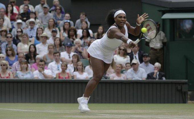 Poen dana - Serena dominira!