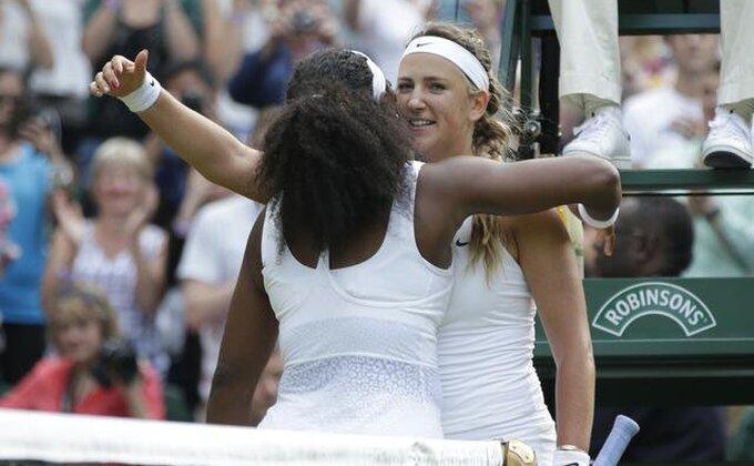 Serena Vilijams i Radvanjska u polufinalima Vimbldona