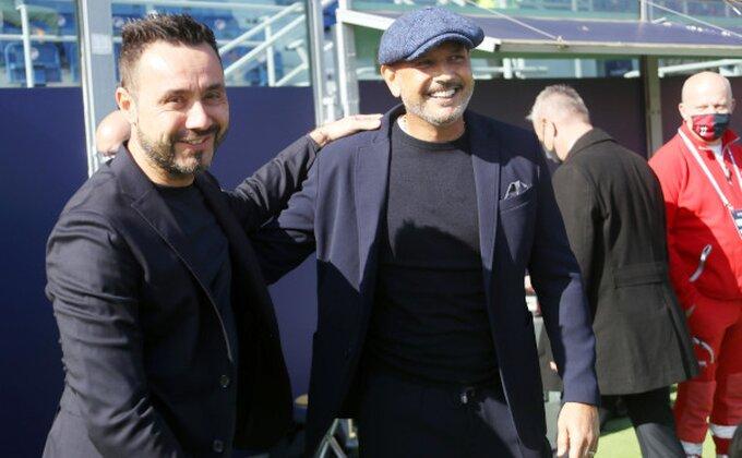 Stigao Italijan, Šahtjor će igrati strašan fudbal!