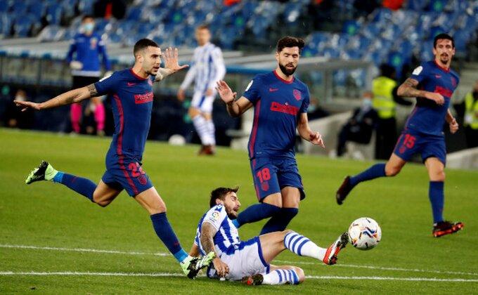 Primera - Bez pobednika u Ueski, Atletiko slavio u Baskiji!