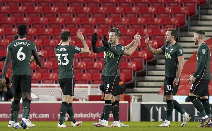 Vinisijusovo veče u Krozbiju, petarda Totenhema u FA kupu!