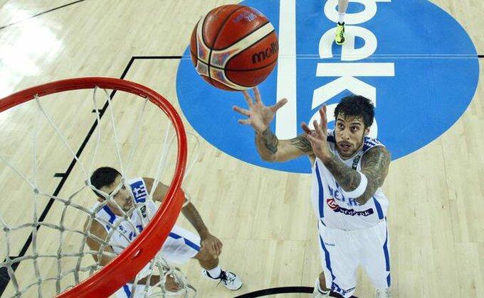 Velika zvezda grčke košarke se oprostila od reprezentacije?