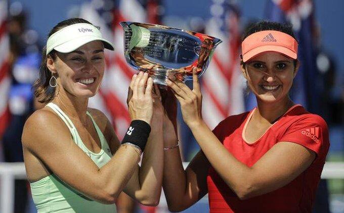US Open - Hingis i Mirza osvojile titulu u dublu