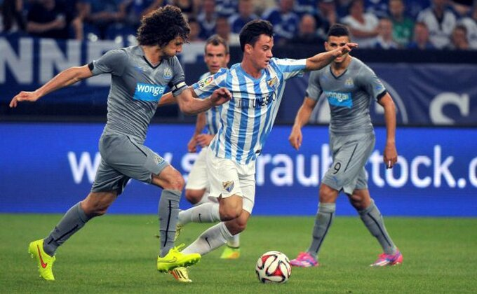 Malaga nastavila seriju pobeda, Sosijedad na rubu zone ispadanja!