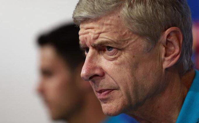 """Kaže da simpatiše Arsenal, hoće li ga Venger """"zgrabiti""""?"""