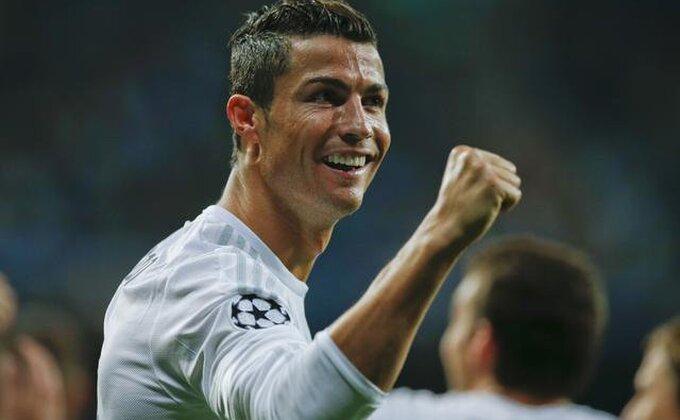 ''Šoutajm'' na treningu Reala - Ronaldo i Marselo!