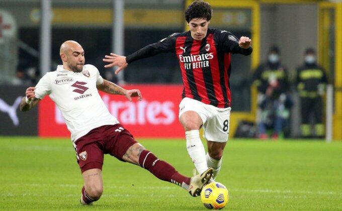 Kup Italije - Pogodio Vanja, pogodio i Saša, ali ne vredi, Milan otišao dalje!