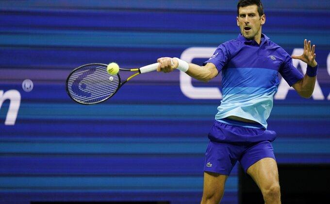 Novak se vratio!