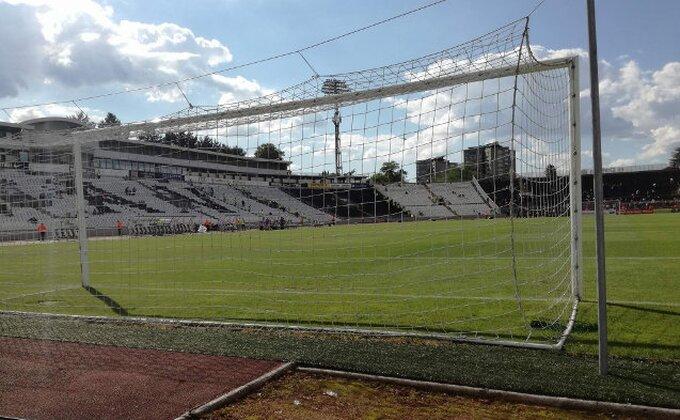 Videste li ko je posmatrao Partizan iz lože?