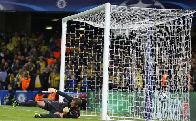 Sve manje nade za Makabi, Rajković primio i drugi gol