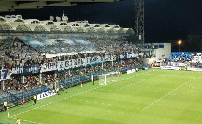"""Ovo je koreografija, """"Varvari"""" imaju poruku za Partizan"""