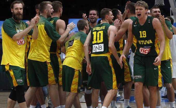Sa Litvancima za finale!