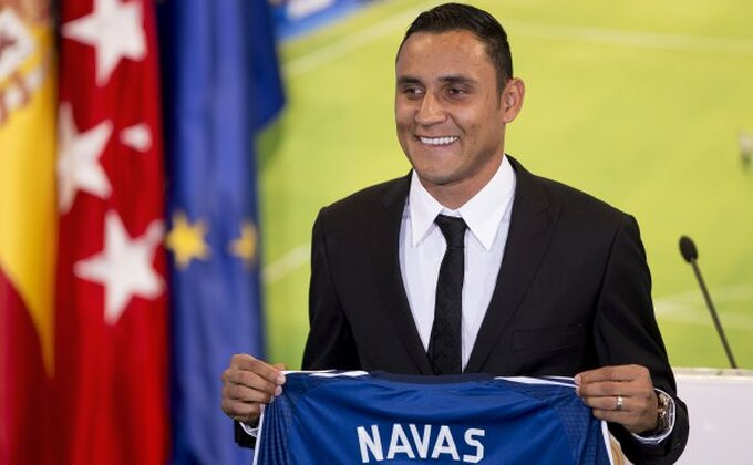 Kejlor Navas poslao poruku Real Madridu!