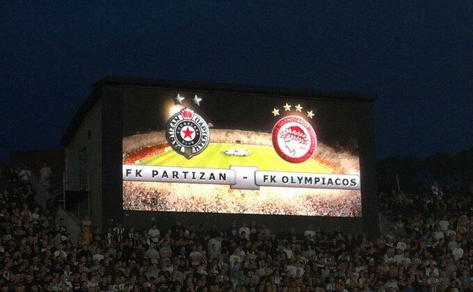Ovo je jasna poruka navijača Partizana nakon meča