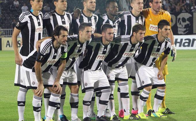 Šta se dešava s Partizanom?