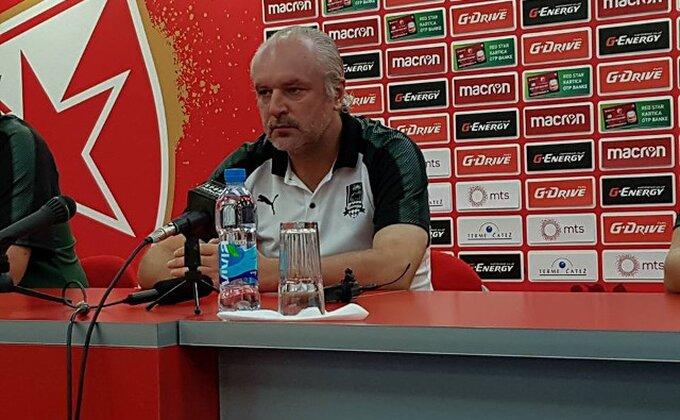 """Šalimov: """"Imali smo šanse i penal, ali to nije bilo dovoljno"""""""