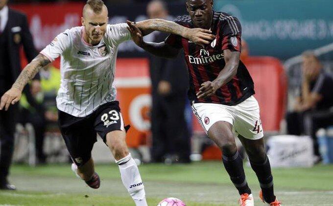 Kup Italije - Baloteli u svom stilu, Milanov minimalac protiv trećeligaša!