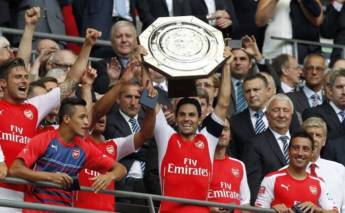 Arsenal proslavio jubilej