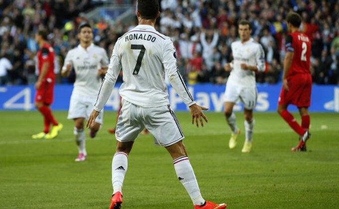 Kristijano Ronaldo - Svuda pođi, u Mančester dođi...