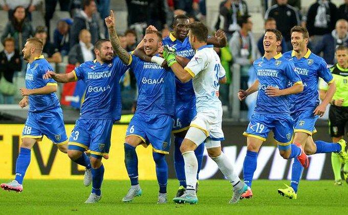 """Frosinone i """"italijanske fore"""", ovo znači """"sve za pobedu""""!"""