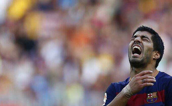 """Suarez : """"Barselona ne grize dovoljno"""""""