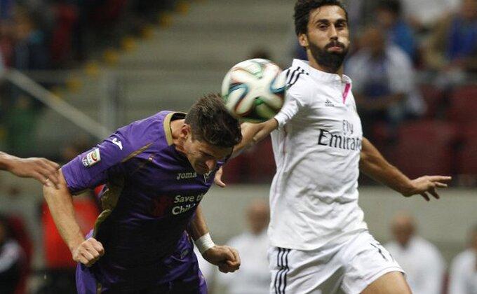 Fiorentina bolja od Realovih 'Galaktikosa'