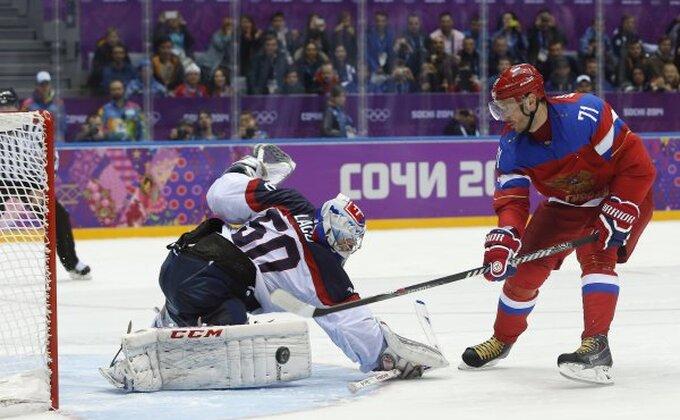 ZOI - Protesti u Moskvi zbog poništenog gola u hokeju!