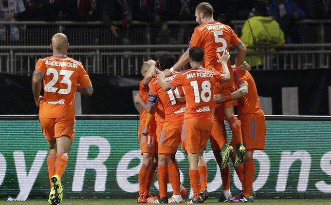 Grupa H - Zenit maksimalan, velika pobeda Valensije