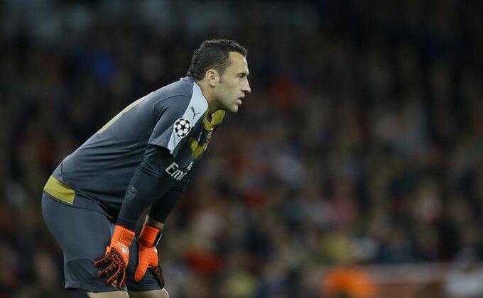 Ospina na kraju sezone napušta Arsenal