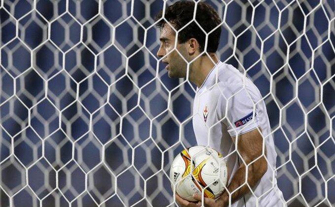 Nije zaboravio - Đuzepe Rosi postigao gol!