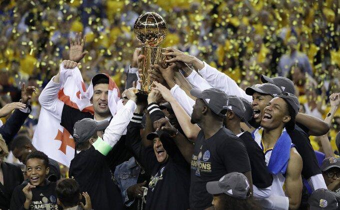 NBA Pacifik - Vanzemaljci, Teova magija i najplaćeniji ruki u istoriji košarke!