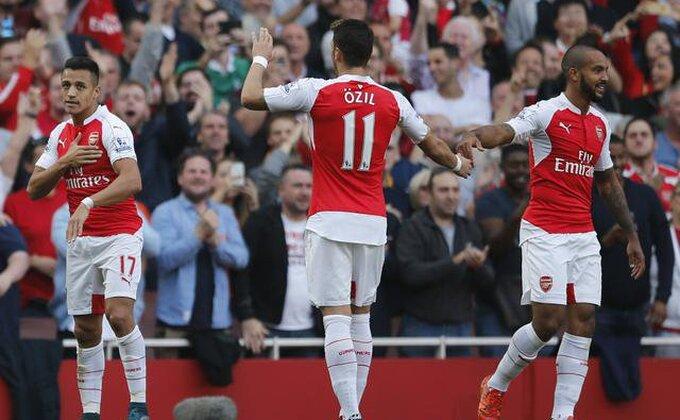 Arsenal preokretom do čela tabele!