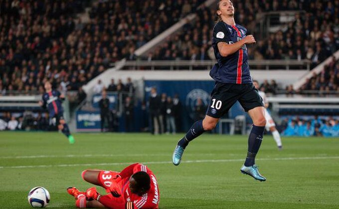 Svi Zlatanovi golovi za PSŽ na jednom mestu