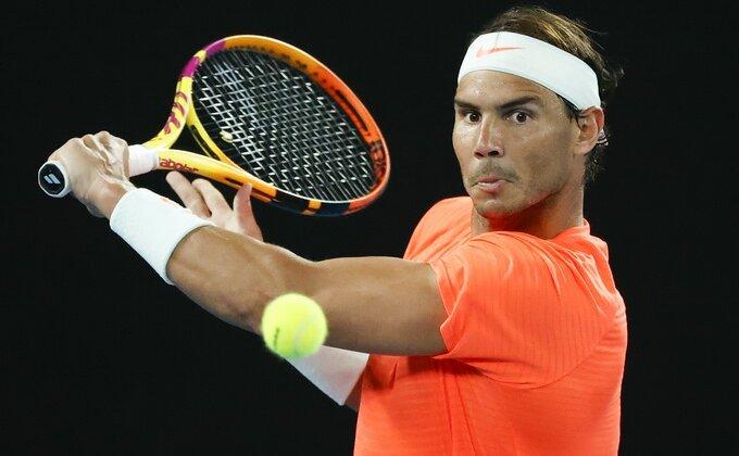 Povratak Nadala u velikom stilu, Delbonisu samo tri gema
