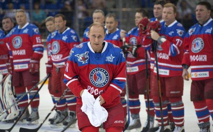 Svemoćni Putin sa 7 golova 'zasenio' zvezde NHL-a