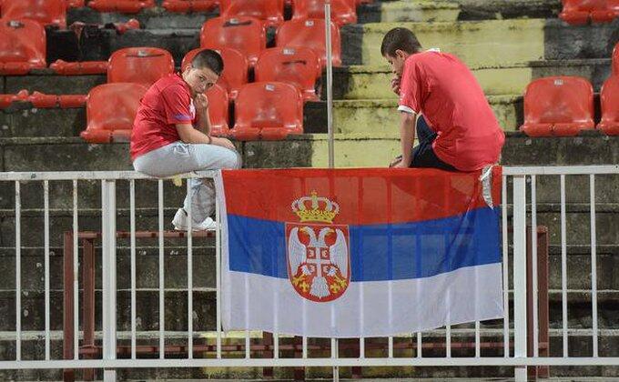 Srpska zastava gorela u Tirani!