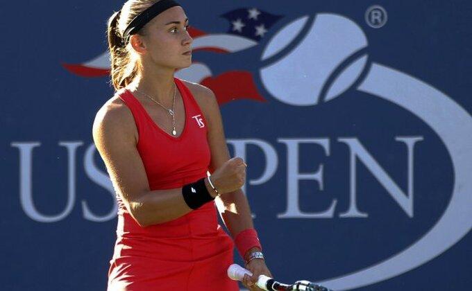 Linc - Aleks eliminisala finalistkinju US Opena!